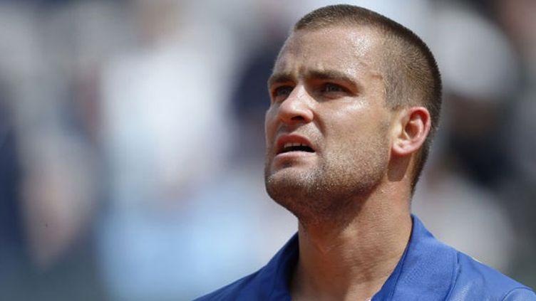 Le tennisman russe Mikhail Youzhny