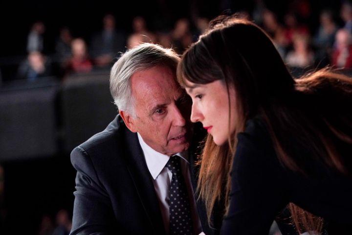 """Fabrice Luchini et Anaïs Demoustier dans """"Alice et le maire"""" (Bac Films)"""