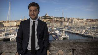Benoît Payan, le maire de Marseille. (SPEICH FRéDéRIC / MAXPPP)