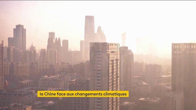 Environnement : la Chine tente de moins polluer