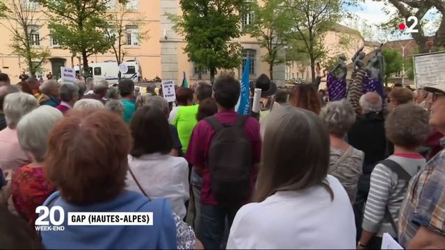 Hautes-Alpes : la tension monte entre pro et anti-migrants