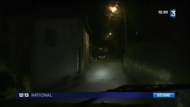 Séisme en Italie : les patrouilles recherchent des survivants sous les décombres
