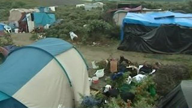 Migrants : les demandes d'asile en forte hausse à Calais
