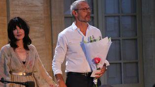 Isabelle Adjani et Lambert Wilson ovationnés à Avignon  (S.Jouve/Culturebox)