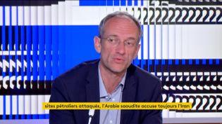 Frédéric Encel (FRANCEINFO)