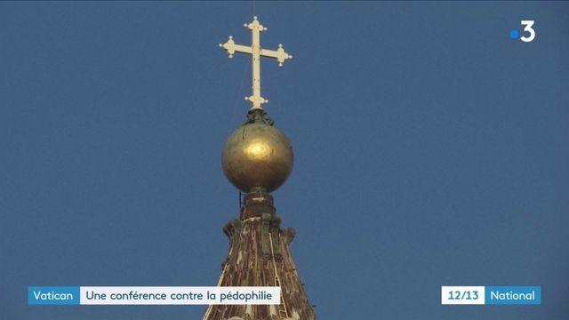 Vatican : le pape François réclame des mesures concrètes