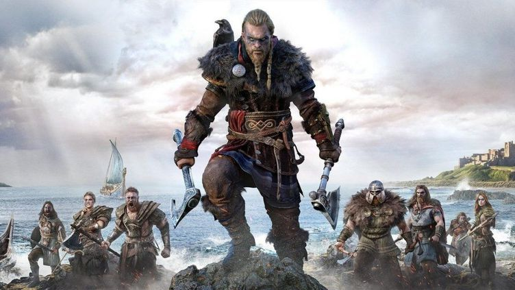 Direction le monde des Vikings et l'Angleterre du IXème siècle dans ce dernier titre de la saga. (UBISOFT)