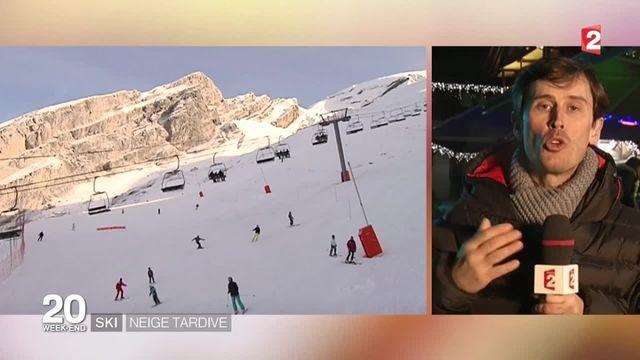 La saison de ski va-t-elle enfin commencer ?