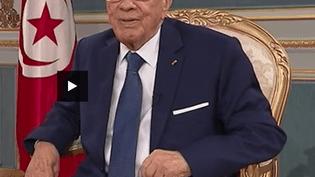 Béji Caïd Essebsi (FRANCEINFO)