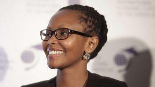 Juliana Rotich, directrice exécutive de Ushahidi, à Montréal en juin 2014 (PIERRE ROUSSEL/NEWSCOM/SIPA / SIPA USA)