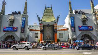 Le Chinese Theatre à Hollywood, célèbre salle de cinéma de Los Angeles.. (FRANK FELL / ROBERT HARDING HERITAGE)