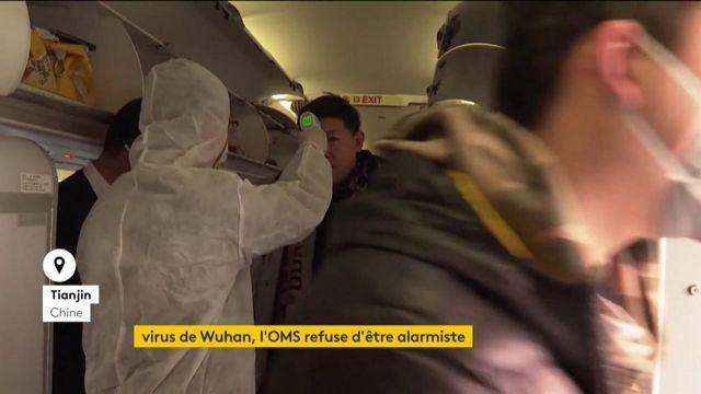 Virus de Wuhan : l'OMS refuse de tirer la sonnette d'alarme