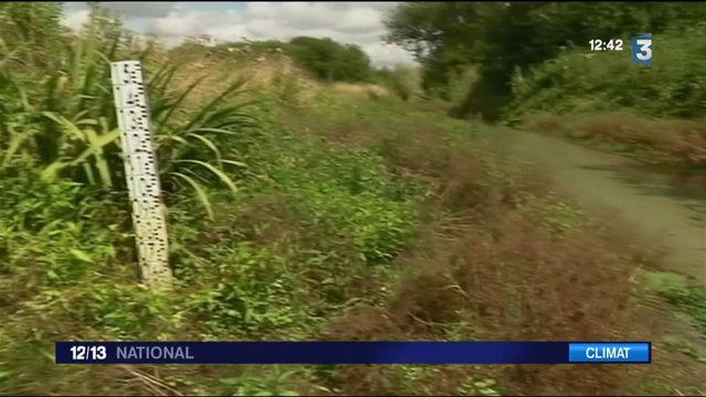 Sécheresse : l'usage de l'eau soumis à des restrictions
