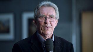 Le Nobel de chimie Jean-Pierre Sauvage, le 5 octobre 2016. (PATRICK HERTZOG / AFP)