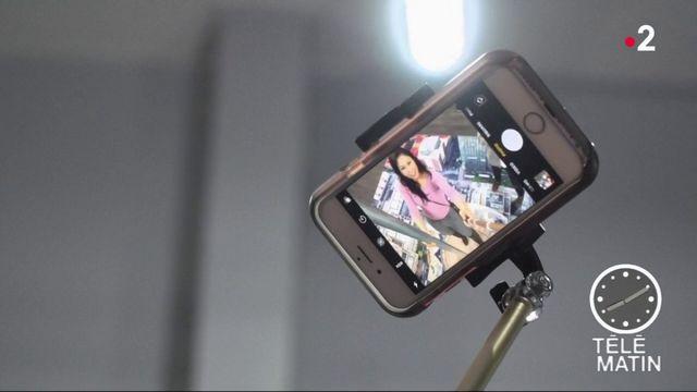 Etats-Unis : un musée éphémère du selfie a ouvert ses portes