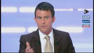 Manuel Valls (I télé)