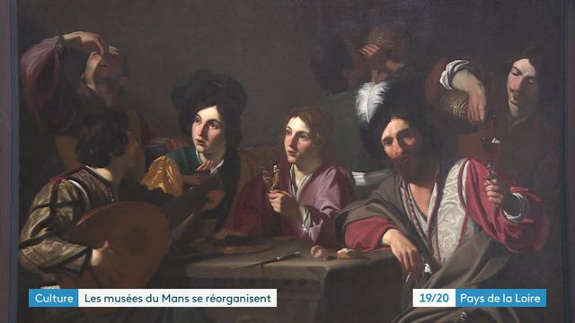 La réorganisation des musées du Mans