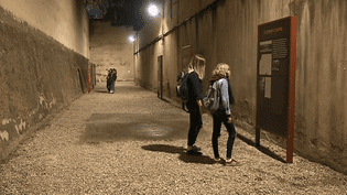 L'exposition à Montluc  (France 3 Culturebox copie d'écran)