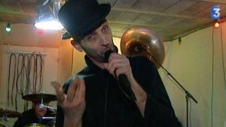 Le Rétif : retour du rock alternatif dans le Larzac  (Culturebox)