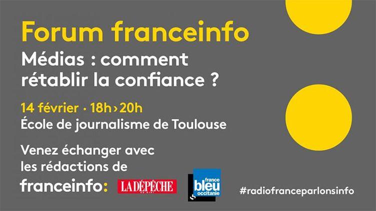 forum franceinfo du 14 février (FRANCEINFO / RADIOFRANCE)