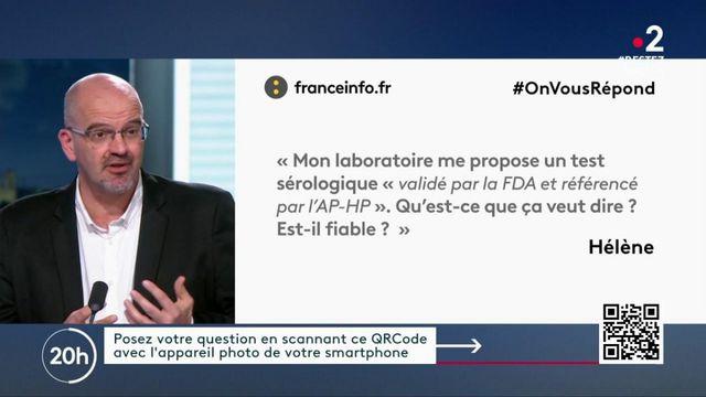 #OnVousRépond : un laboratoire annonce avancer vers un vaccin