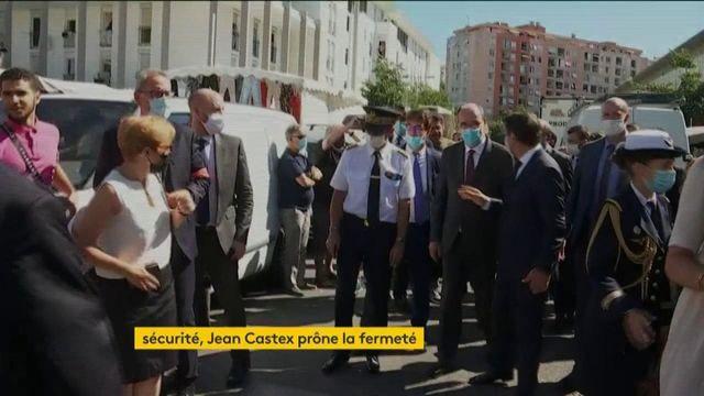 Sécurité : Jean Castex prône la fermeté