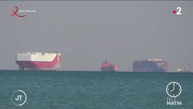 Blocage du canal de Suez: le commerce mondial menacé