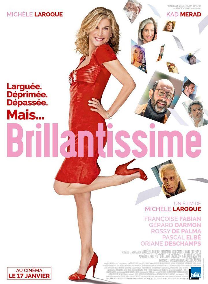 """Brillantissime"" : l'affiche  (StudioCanal)"