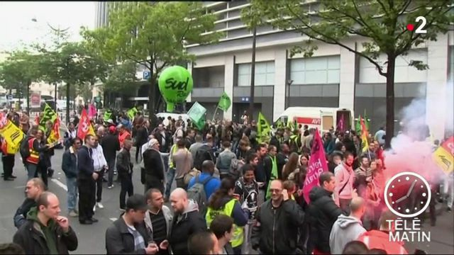 Grèves et manifestations : les perturbations à prévoir