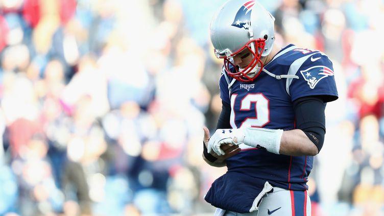 Tom Brady (New England Patriots) (MADDIE MEYER / GETTY IMAGES NORTH AMERICA)