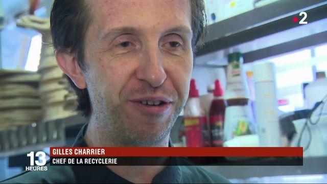 La Recyclerie à Paris : un restaurant de partage