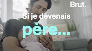 VIDEO. Congé paternité : comment ça se passe ailleurs ? (BRUT)
