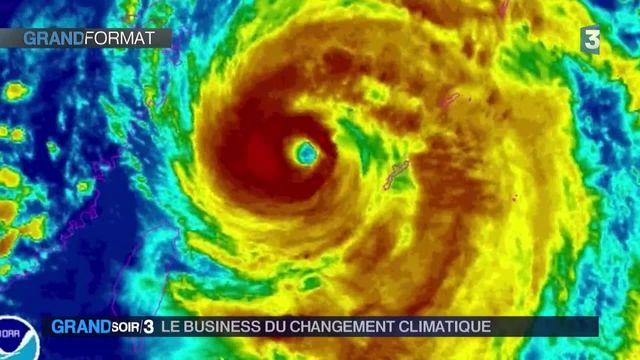 Focus sur le business du changement climatique