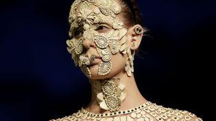 Givenchy pap pe 2016, à New York en septembre 2015..  (Joshua LOTT / AFP)