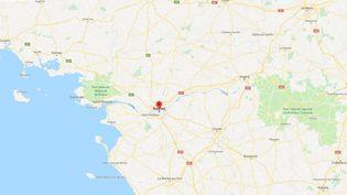 Une enquête a été ouverte par la police de Nantes, pour déterminer les causes du décès et retrouver la famille de cet homme. (CAPTURE ECRAN GOOGLE MAPS)