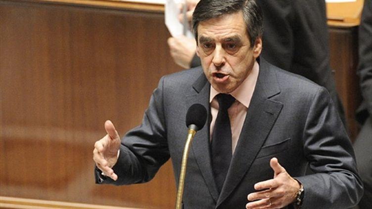 François Fillon (archives) (AFP/Bertrand Guay)