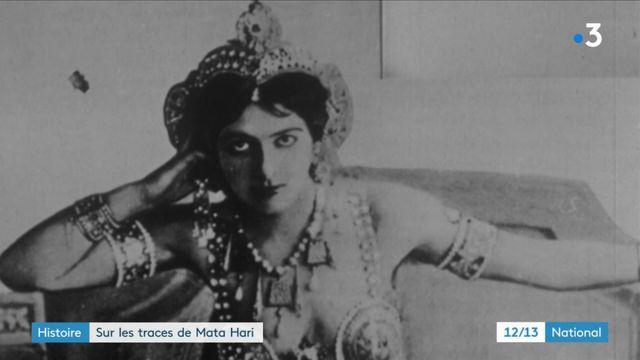Histoire : sur les traces de Mata Hari
