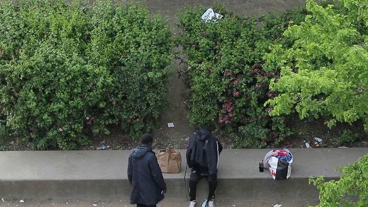 Drogue:les habitants du 19e arrondissement de Paris serévoltent contre le trafic de crack (France 3)