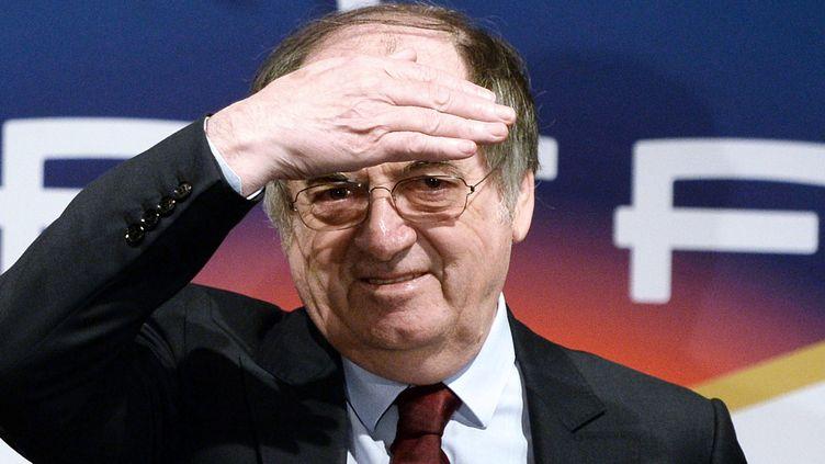 Noël Le Graët le président de la Fédération Française de Football  (FRANCK FIFE / AFP)