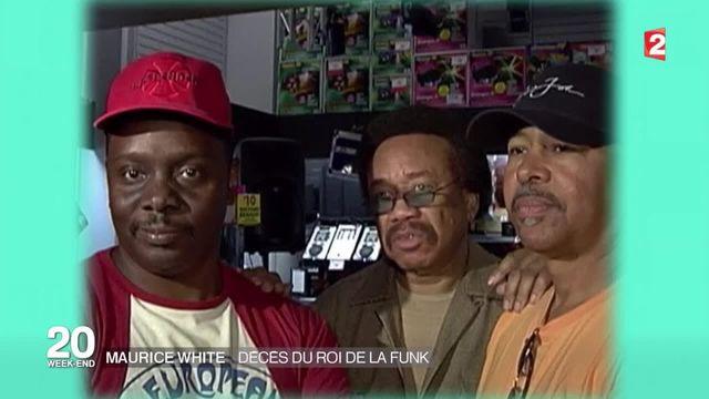 Le roi de la funk s'est éteint