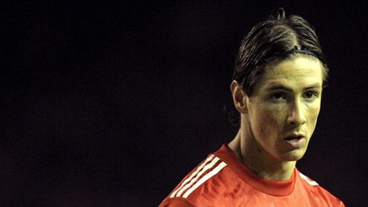 """""""El Niño"""" a sorti Liverpool de l'impasse (ANDREW YATES / AFP)"""