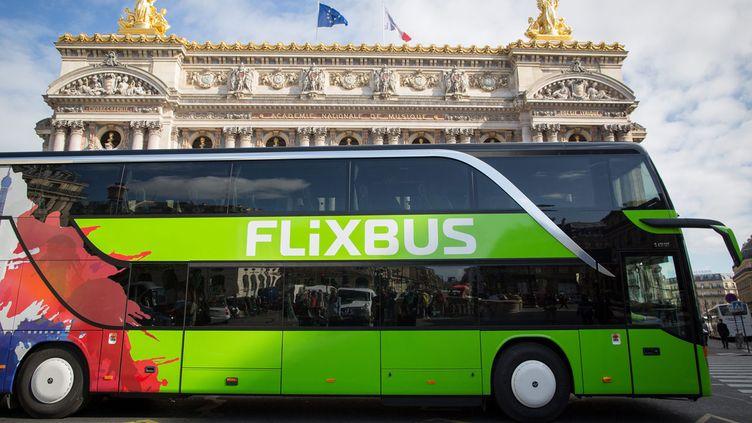 (La compagnie Flixbus prévoyait d'afficher un tarif de 10 euros pour le voyage, au lieu des 17 euros actuels © MaxPPP)