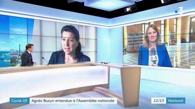 Coronavirus : Agnès Buzyn auditionnée à l'Assemblée nationale