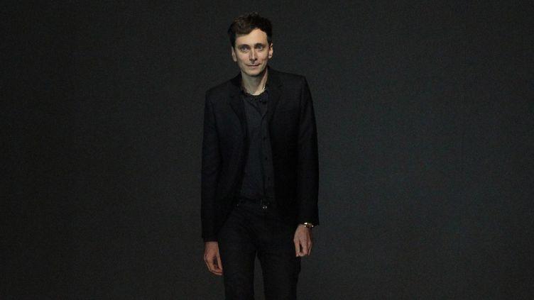 Le créateur Hedi Slimane, en 2012  (Getty Images)