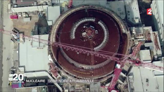 EPR de Flamanville : Areva et EDF rallongent leurs tests sur la cuve