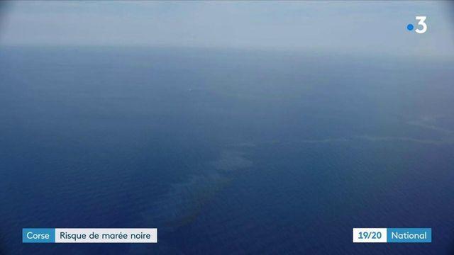 Environnement : une marée noire menace la Corse