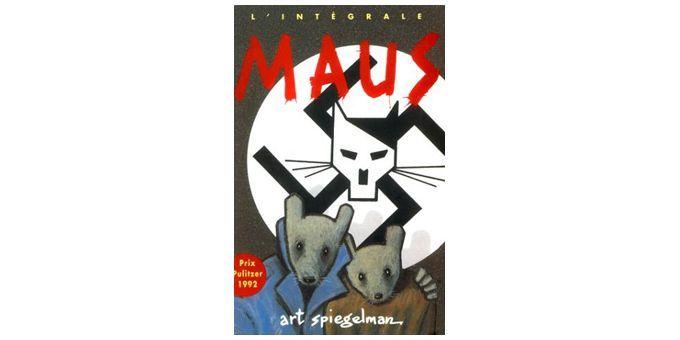 """""""Maus"""", la BD mythique de Art Spiegelman  (Art Spiegelman)"""
