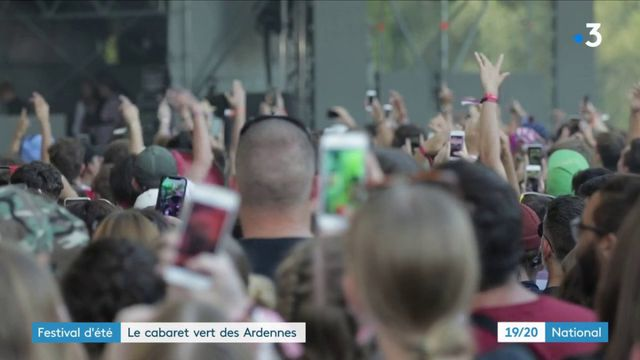 Festival d'été : le Cabaret Vert des Ardennes