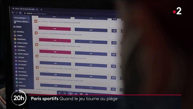 Paris sportifs : quand l'addiction touche les jeunes