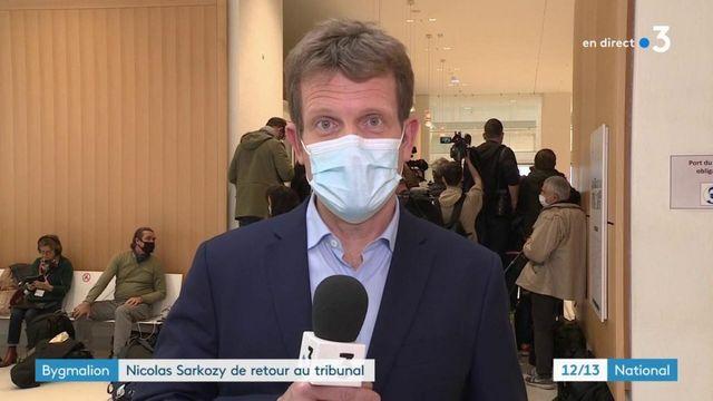 Procès Bygmalion : Nicolas Sarkozy de retour au tribunal, un possible report